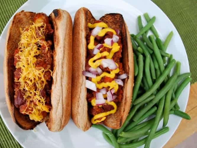 Chili Dogs | Betsylife.com