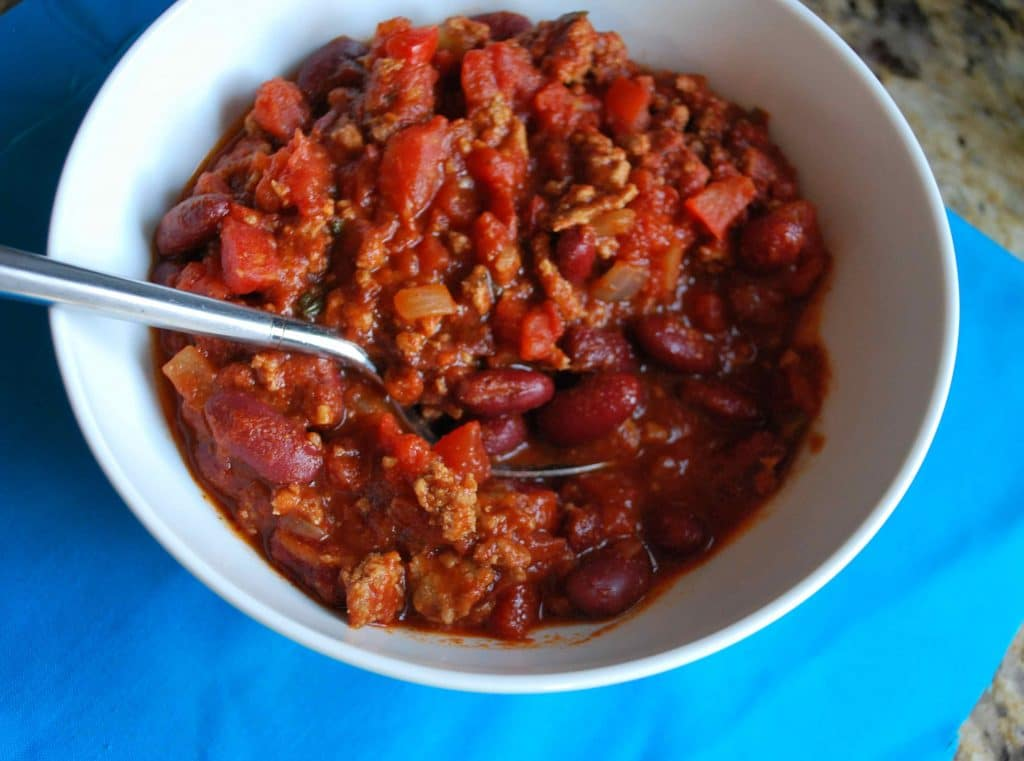 Homemade Chili | Betsylife.com
