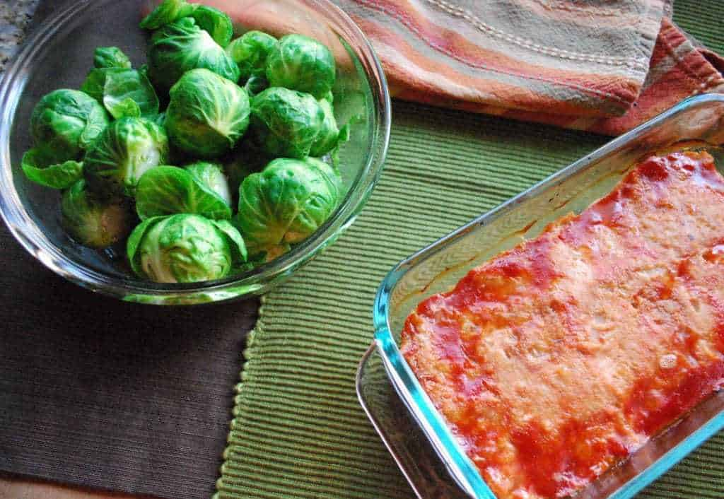 Healthy Turkey Meatloaf Recipe| Betsylife.com