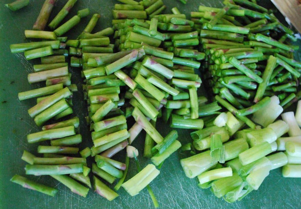 Quinoa and Asparagus Salad Recipe | Betsylife.com