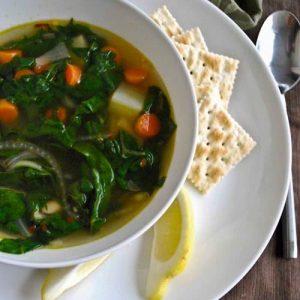 Sun to Rain, Salad to Soup