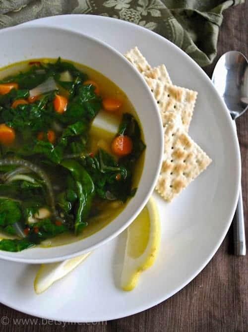 Kale-white-bean-soup-recipe