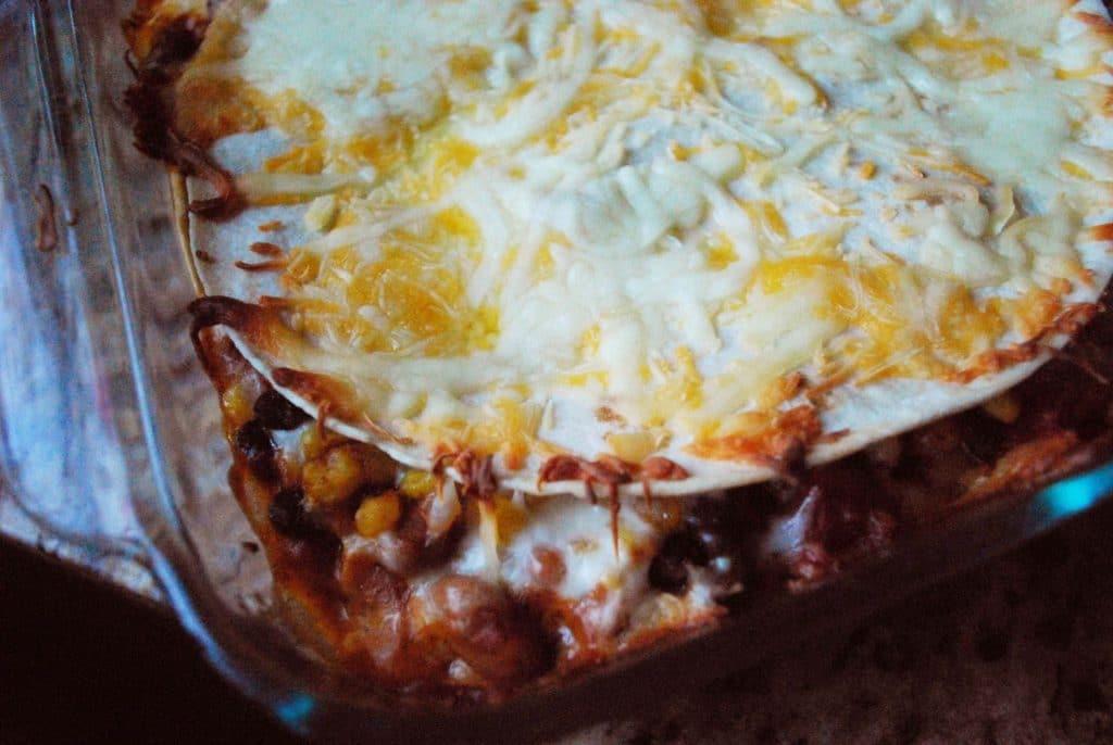 Mexican Lasagna Recipe | BEtsylife.com