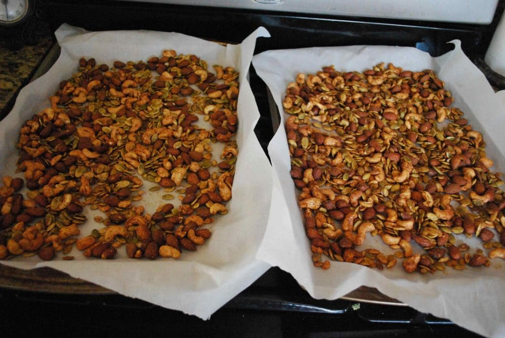 Sweet Chipotle Snack Mix Recipe | Betsylife.com