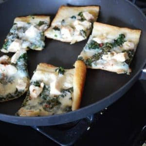 Quick Tip: Pizza reheat/re-crisp