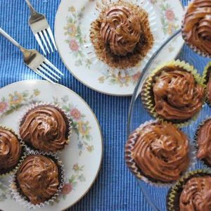Turtle Cupcakes….sort of