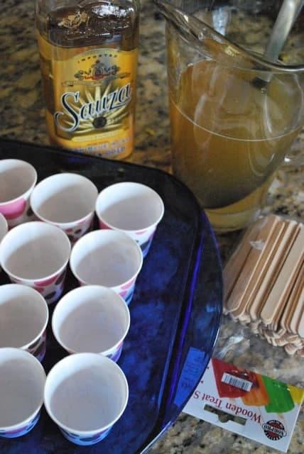 Margarita Popsicles Recipe