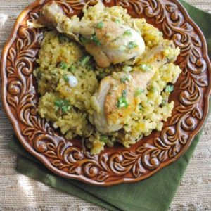 Khao Mok Kai: Thai Spiced Chicken with Rice