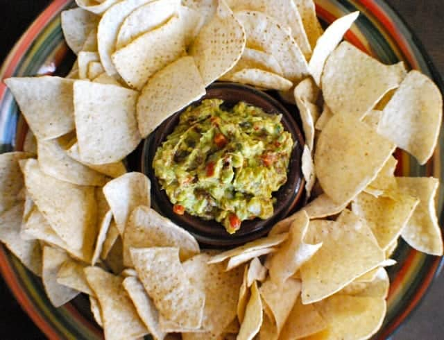 SRC: Bacon and Sun-Dried Tomato Guacamole