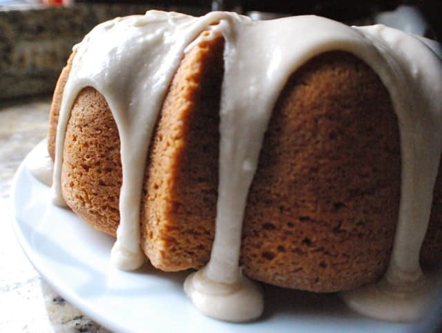 Sweet Potato Bundt Cake