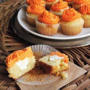 Dreamsicle Cupcakes