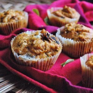 Caprese Muffins