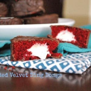 Red Velvet Ding Dongs