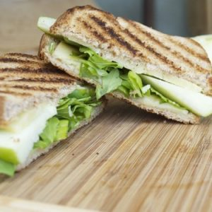 Dubliner Grilled Cheese Sandwiches