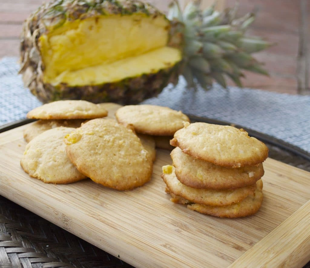 Coconut Pineapple Gem Cookies Recipes — Dishmaps