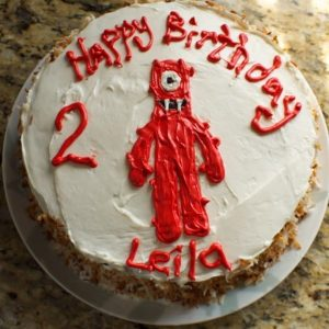 Foolproof Children's Birthday Cake Decorating
