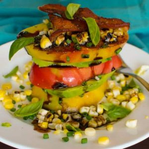 Salad of the week: BLTA stack