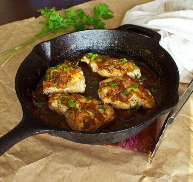 Super Easy Honey Beer Chicken Recipe