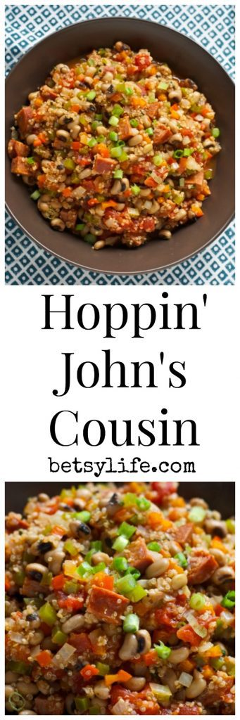Hoppin' John's Cousin