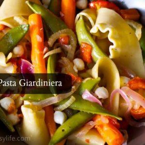 Zesty Pasta Giardiniera