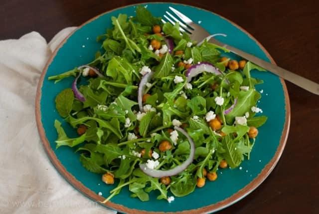 arugula-salad-serving