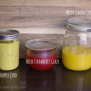 Fresh Fruit Curd