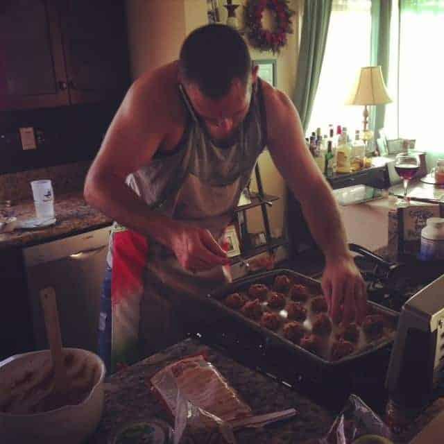 Jimmy-baking-cookies