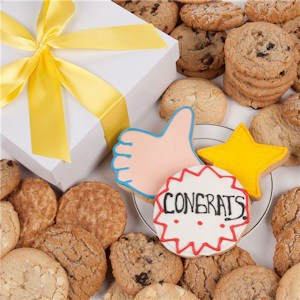 While I'm Out: A Cookie Giveaway!