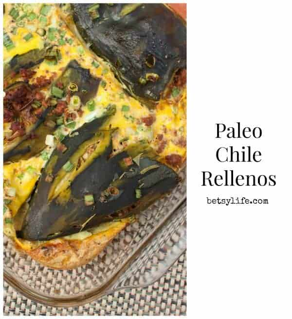 Paleo Porn: Baked Chile Relleno