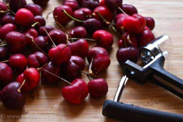 Fresh Cherry Newtons