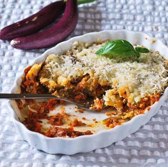 eggplant-parmesan-recipe-for-one-serving