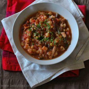 Crock Pot Brunswick Stew