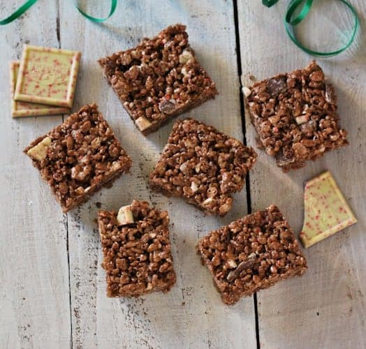 peppermint-chocolate-rice-krispie-treats