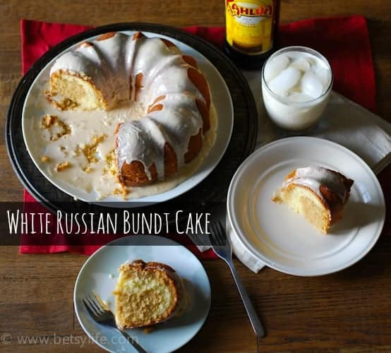 White Russian Cake Recipe — Dishmaps