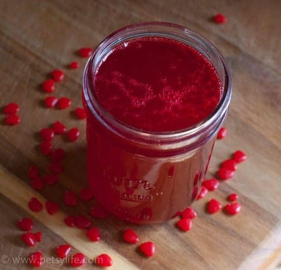 Devil's Food Red Hot Bundt Cake  Betsylife.com
