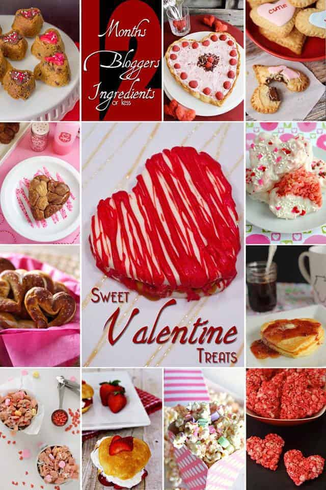 Sweet Valentine's Day Treats