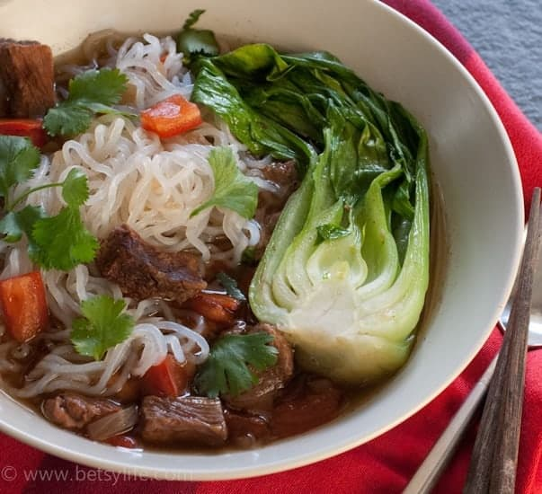Sichuan Beef Soup