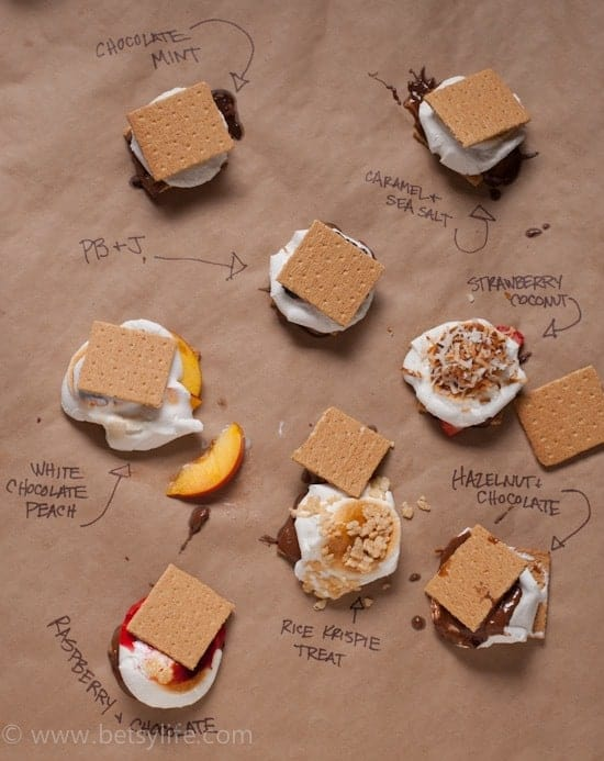 8 Great S'mores Recipes