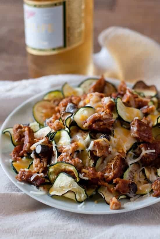how to make quick zucchini chips