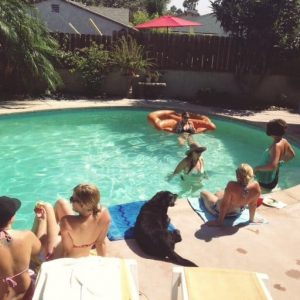 Party Time! Ladies Pool Day