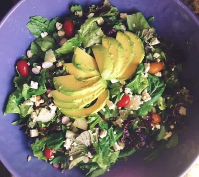 Perfect Healthy Salad |Betsylife.com