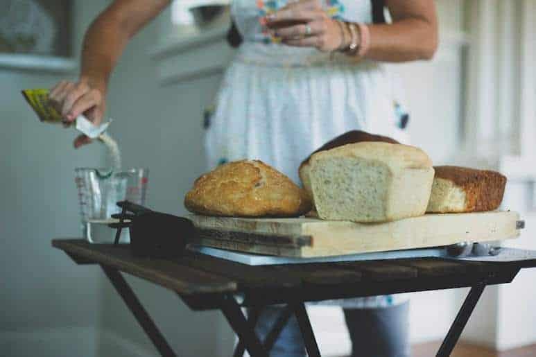 Artisan Bread Baking Class with Urban Craft Camp