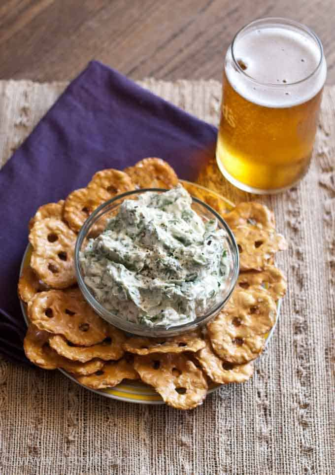 Feta Spinach Dip Recipe