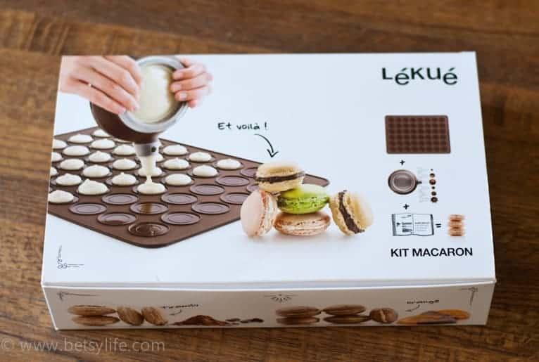 DIY Macaron Kit.