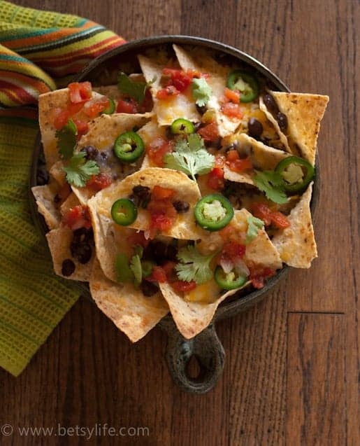 Perfect Nachos | Betsylife.com