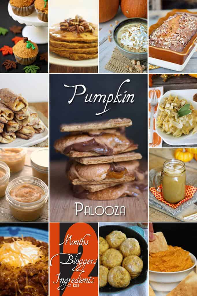 12 amazing pumpkin recipes for fall |Betsylife.com