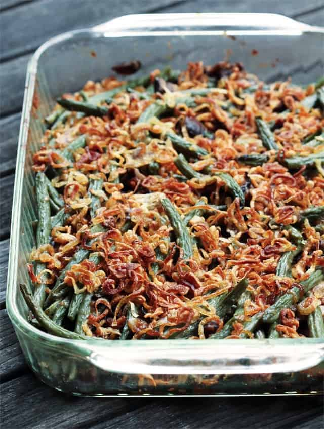Green Bean Casserole and The Greatest Holiday Side Dish Recipes Ever | Betsylife.com