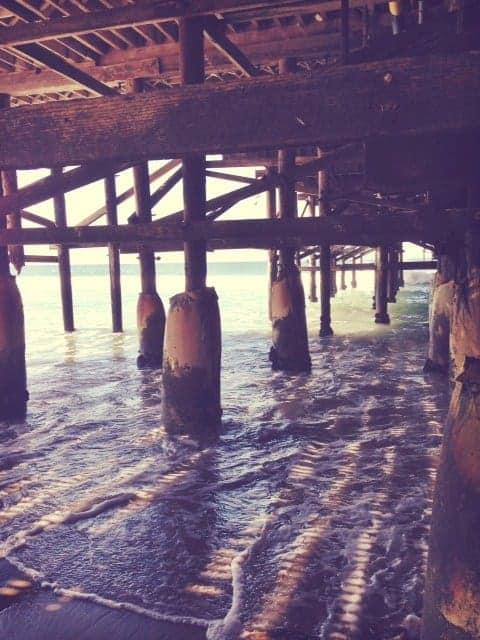 Pacific Beach, CA Crystal Pier