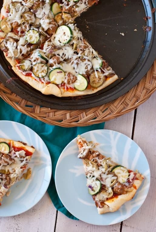Ratatouille Pizza Recipe