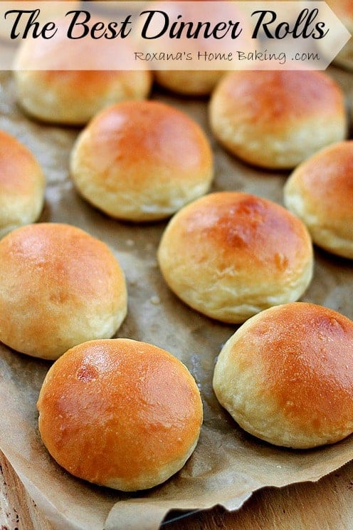 The Best Homemade Dinner Rolls and The Greatest Holiday Side Dish Recipes Ever | Betsylife.com